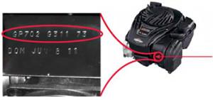 Подбор запчастей по номеру двигателя